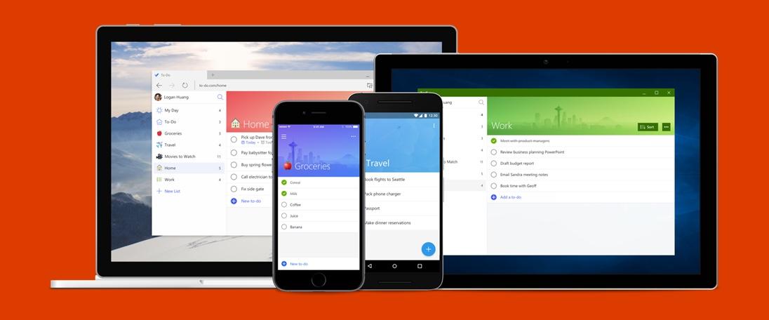 Microsoft To-Do (iOS, Android, Windows, Web)
