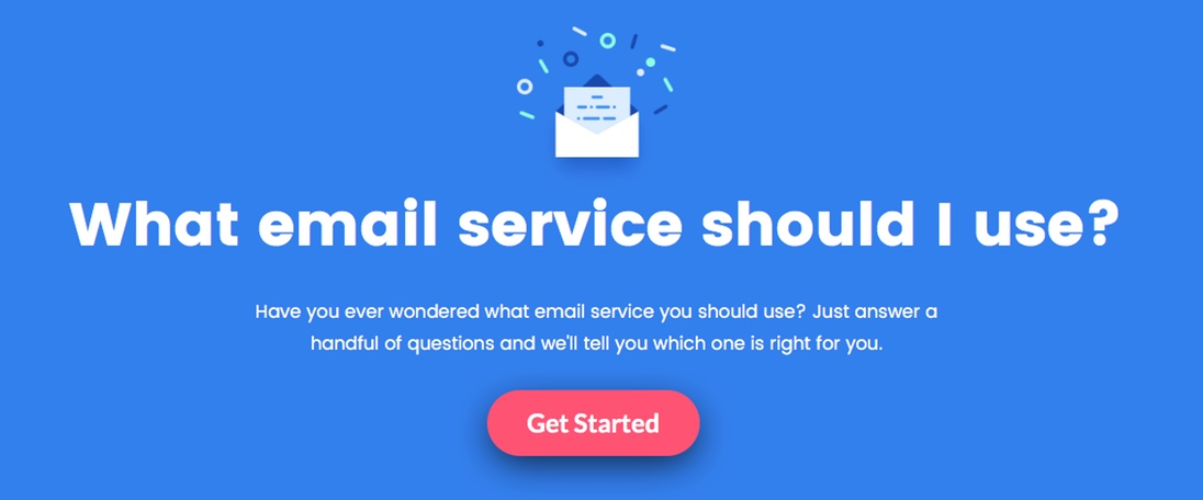 What email service should I use?