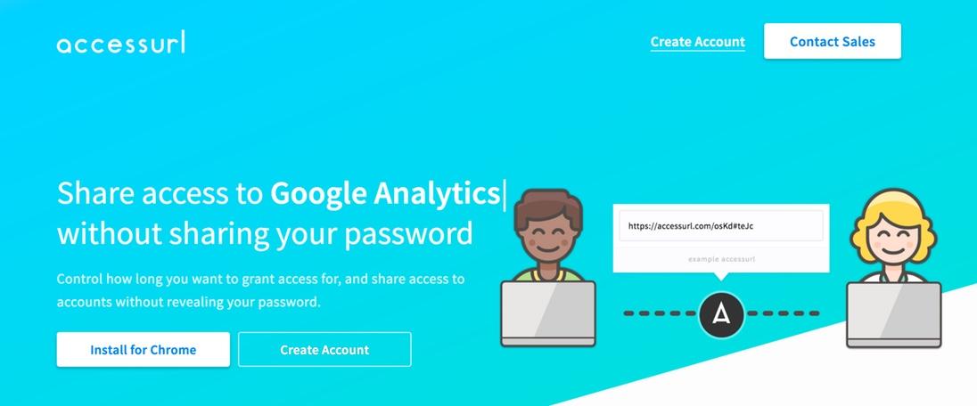 AccessURL (Chrome)
