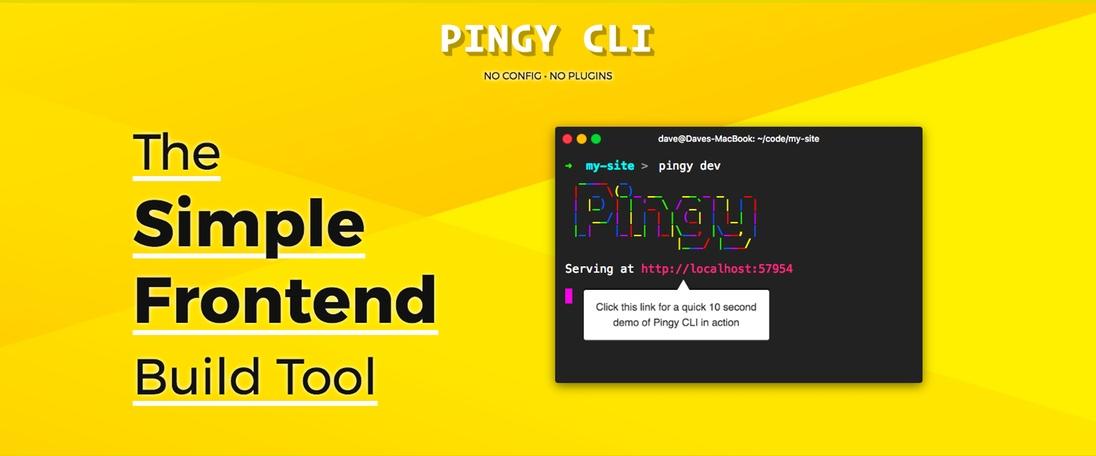 Pingy CLI