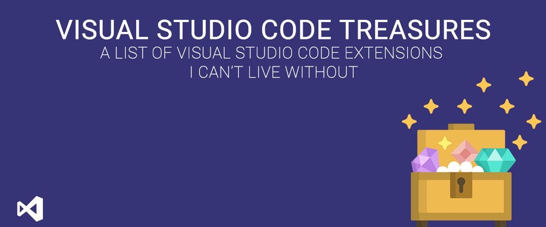Visual Studio Code treasures