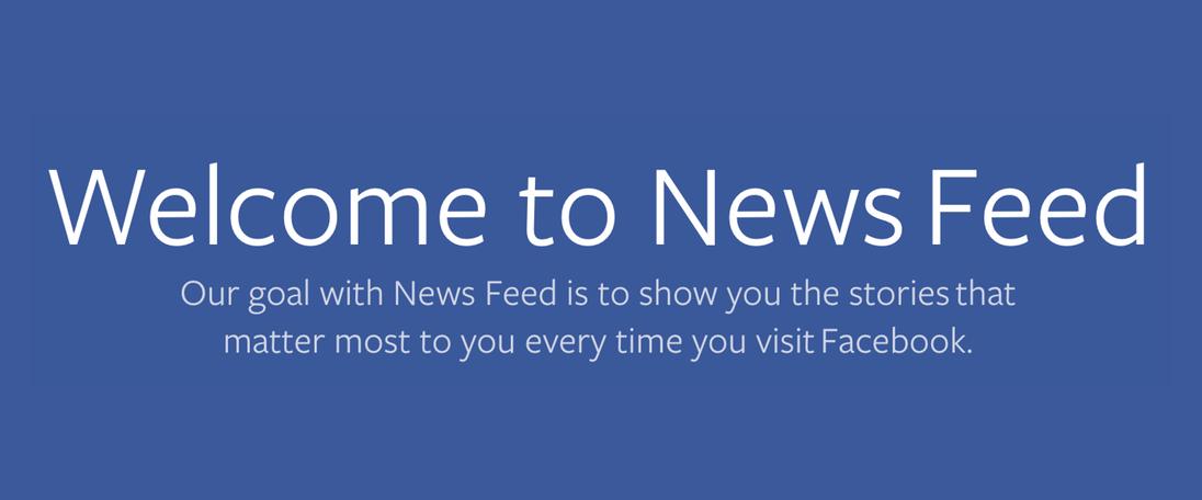 Vêm aí mais alterações à feed do Facebook