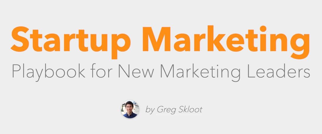 Startup Marketing Playbook