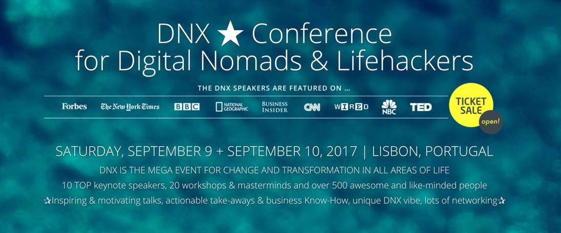 DNX Conference este fim-de-semana em Lisboa