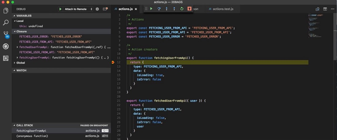 Debugging React Like a Champ with VSCode