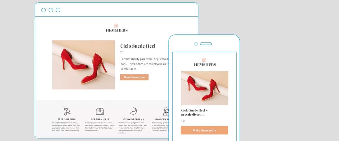 Já podes criar Landing Pages no MailChimp