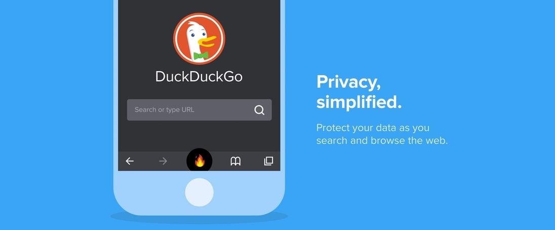 DuckDuckGo Privacy Browser (iOS, Android, Firefox, Safari, Chrome)