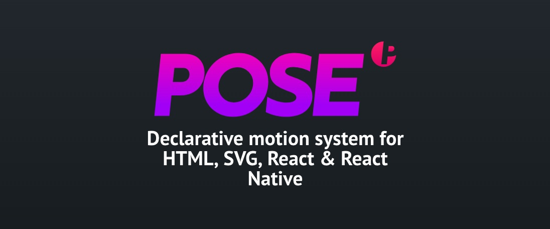 Popmotion Pose