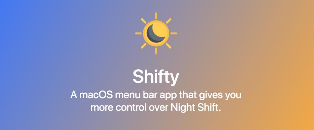 Shifty (macOS)