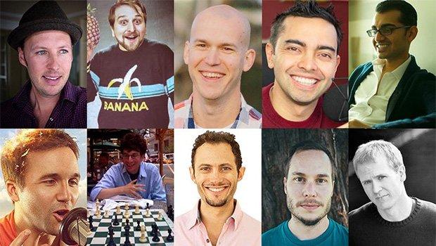 10 profissionais de Marketing Online