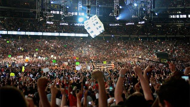 Steve Austin no WrestleMania