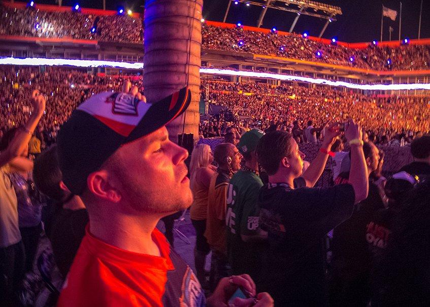 O maior evento anual de Wrestling: O WrestleMania