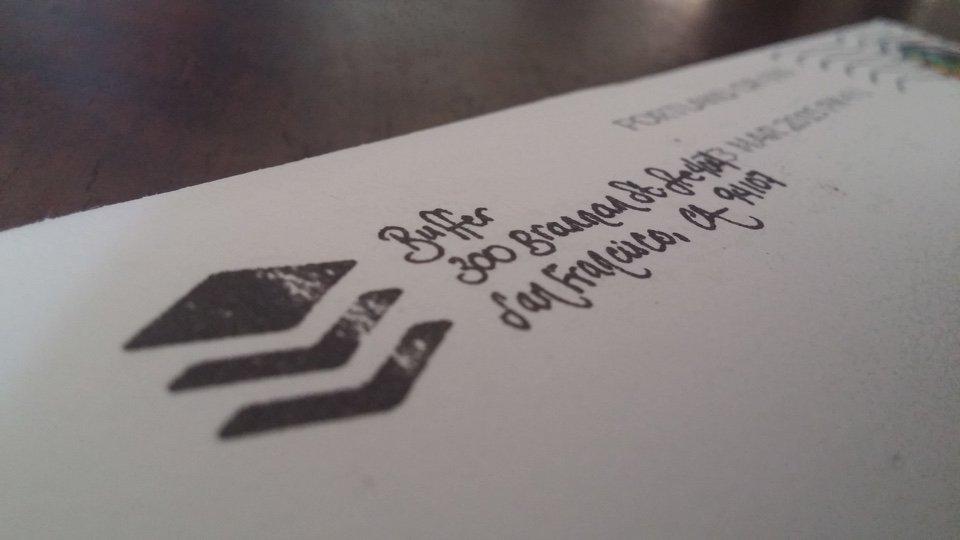 Envelope Buffer