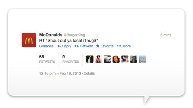 """A conta do Burger King foi """"hackada"""" no Twitter"""
