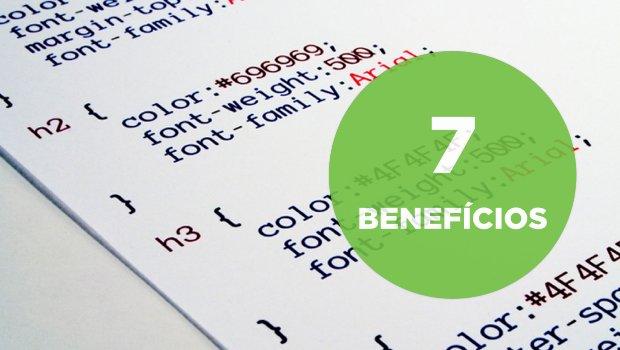 7 Benefícios de Aprender a Programar