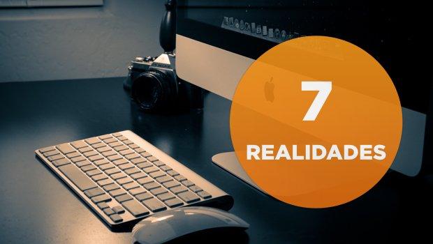 7 Realidades do dia-a-dia de um Programador