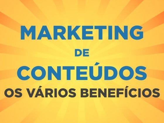 Benefícios do Marketing de Conteúdos