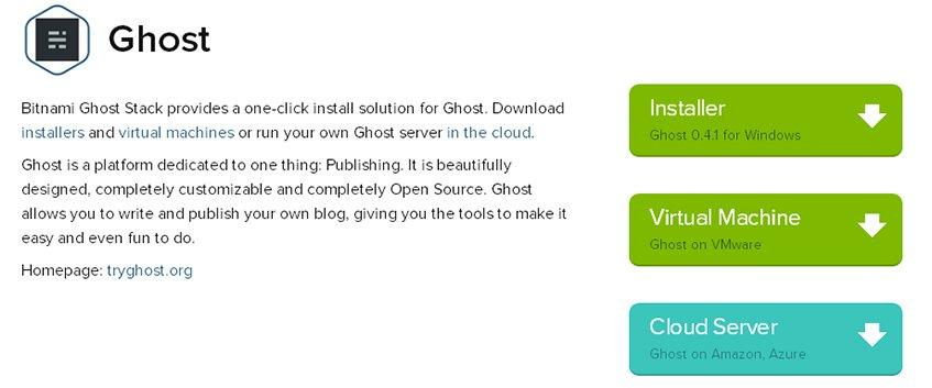 Ghost - a nova alternativa ao Wordpress | Bruno Brito