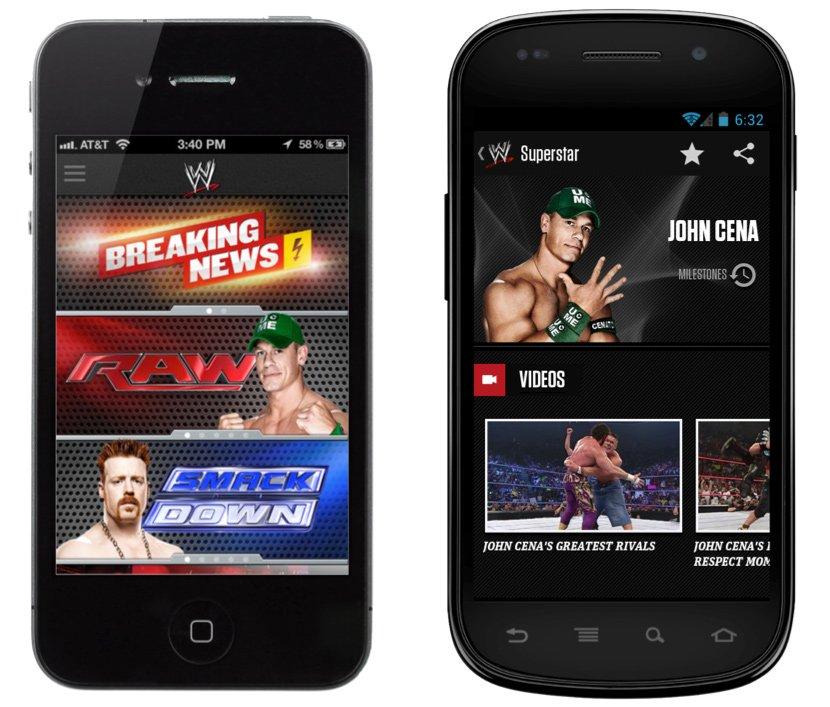 A WWE App