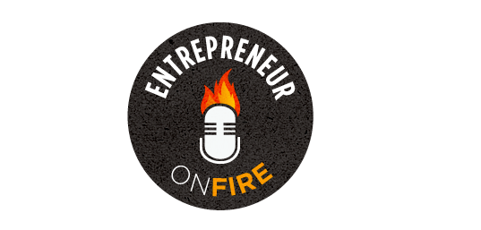 Logotipo Entrepreneur on Fire