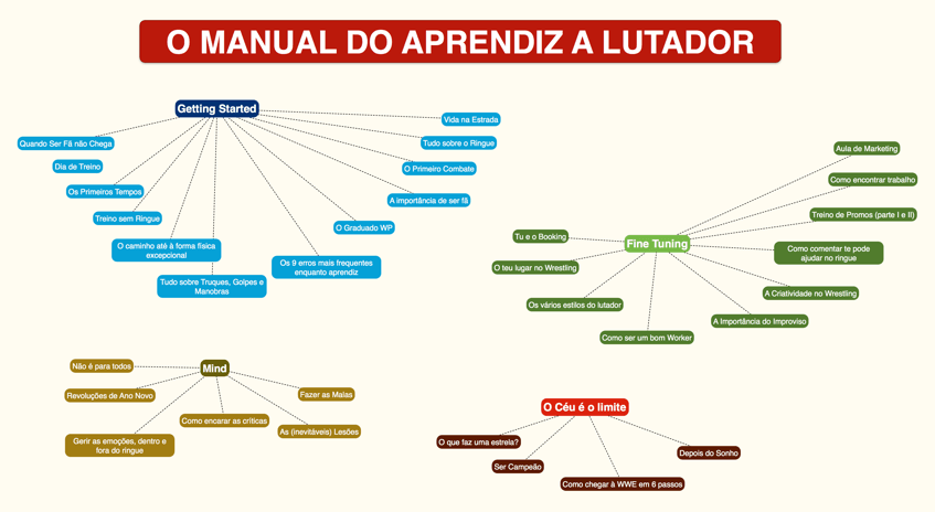 O Manual do Aprendiz a Lutador