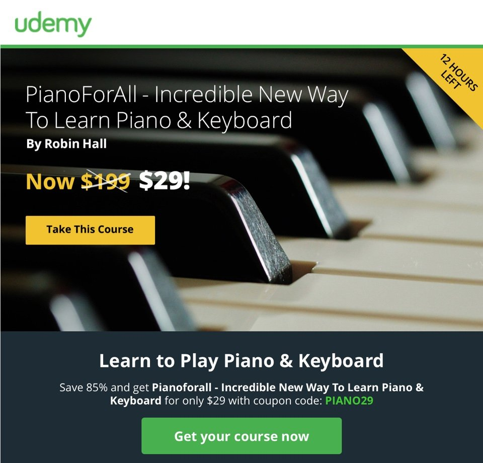 Descontos Udemy