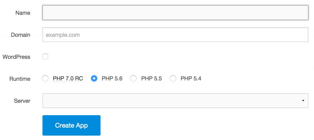 Configurar WordPress no ServerPilot