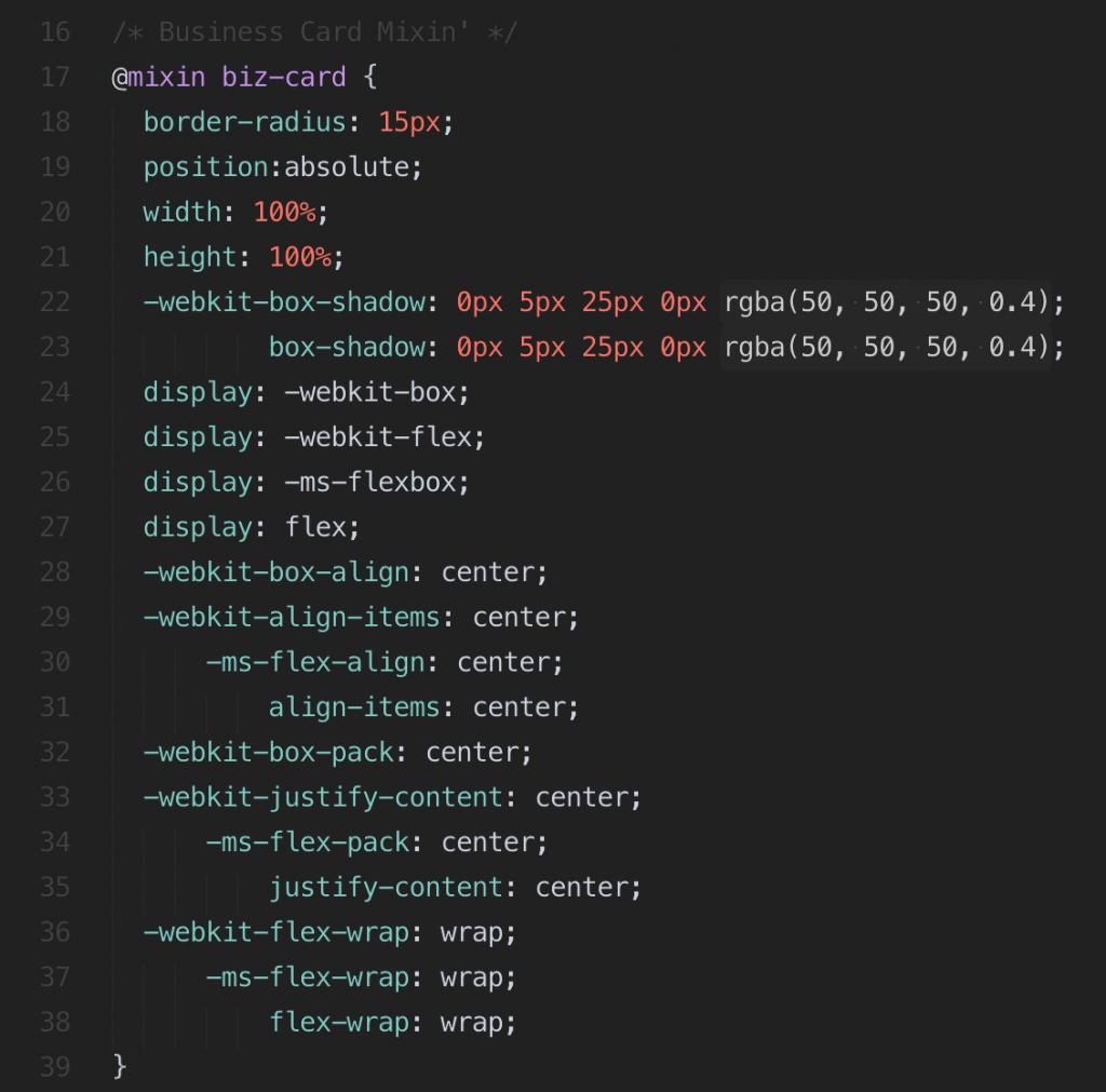 Vendor Prefixes para CSS