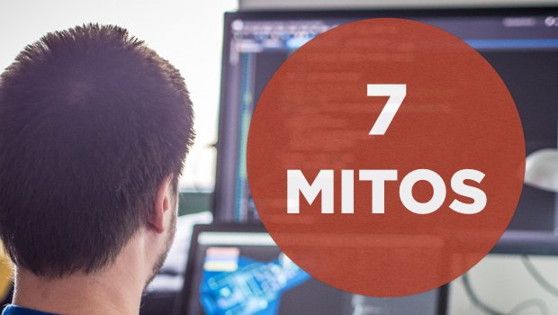7 Mitos de Programação