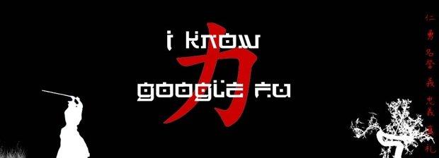 Google Fu