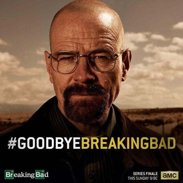 Breaking Bad Hashtag