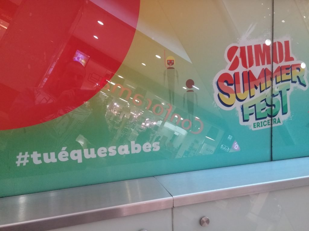 Hashtag da Sumol