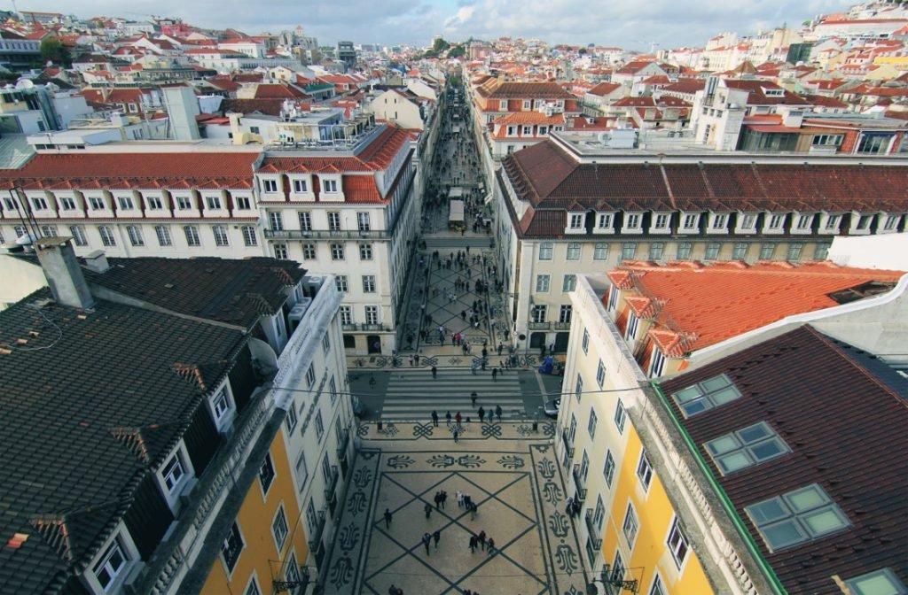 Moveast - Baixa de Lisboa