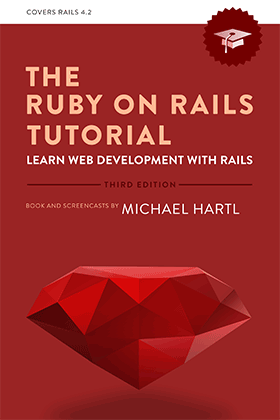 Ruby on Rails Tutorial (Michael Hartl)