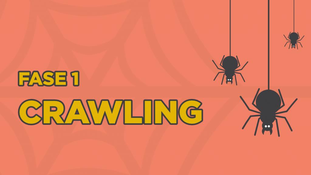 Fase 1: Crawling