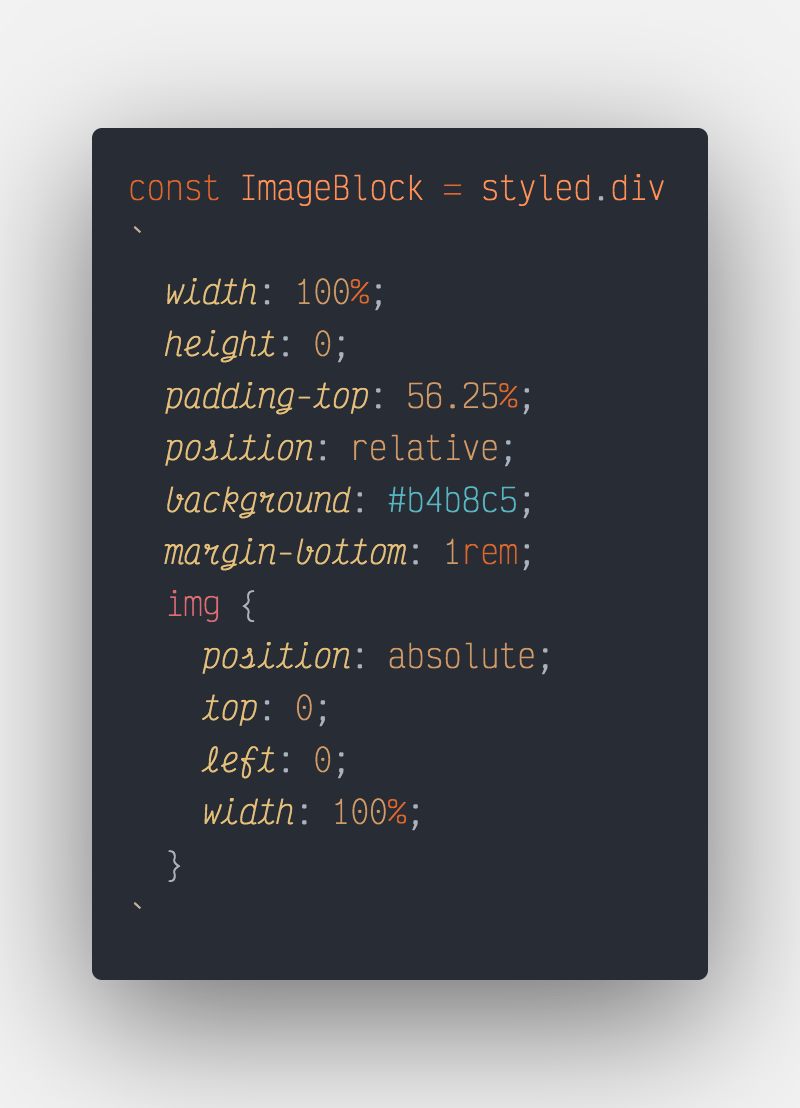 Exemplo Polacode