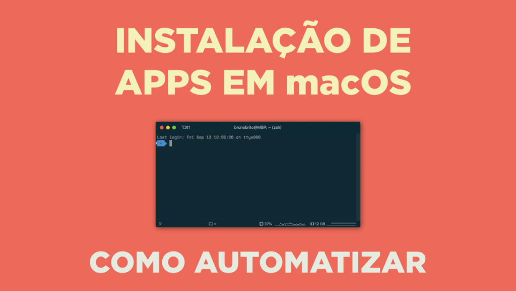 Como automatizar a instalação de aplicações em macOS